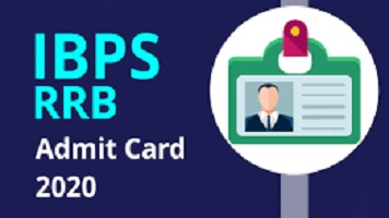 IBPS RRB IX Admit Card 2020